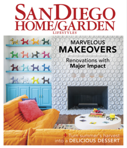 San Diego Home Garden Magazine Features Grunow Construction Photos 2019-08