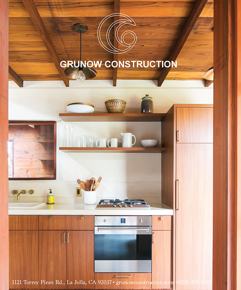 San Diego Home Garden Publication - Grunow Construction 2019-08